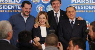La Lega trionfa anche in Abruzzo