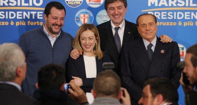 Matteo Salvini vince in Abruzzo e mette definitivamente in crisi Forza Italia, diventando primo partito nella regione strappata al PD. Crolla il Movimento 5 Stelle. Per il governo Conte, brutte notizie?