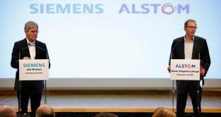 UE boccia la fusione tra Alstom e Siemens
