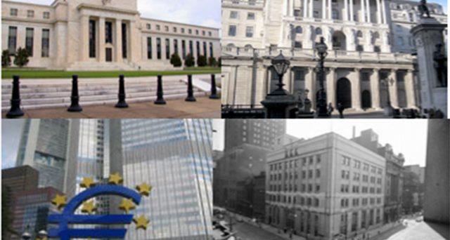 La bassa inflazione è diventato un brutto mal di testa per le banche centrali, che rischiano di trovarsi costrette ad alzare bandiera bianca, rivedendo i rispettivi target.