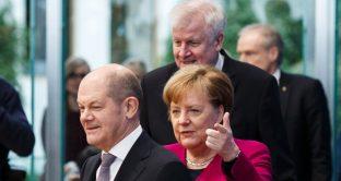 La Germania e i conti in attivo