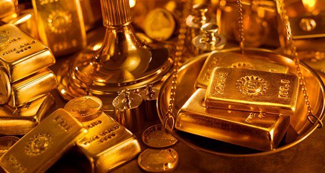 Oro a +3% da inizio anno