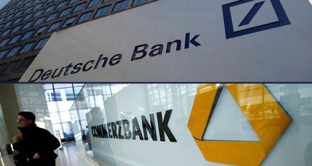 Deutsche Bank e Commerzbank verso la fusione, con la benedizione del governo federale, che si ritroverebbe a controllare una delle più grandi banche d'Europa. Il silenzio assordante del resto d'Europa.