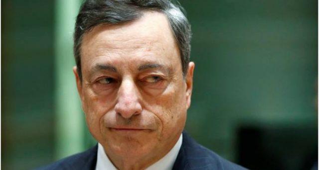 Pesante il taglio delle previsioni macro per il triennio in corso da parte della BCE. E con la modifica alla