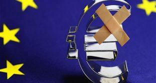 La crisi che la BCE non vede