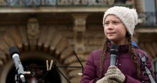 Greta Thunberg e l'ipocrisia degli ambientalisti col SUV