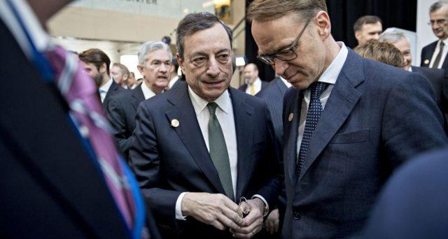 Il governatore della Bundesbank, Jens Weidmann, potrebbe diventare il successore di Mario Draghi alla guida della BCE con la benedizione dell'Italia. Ma restano diversi ostacoli alla sua eventuale nomina.