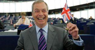 Brexit, il boom di Nigel Farage in vista delle elezioni europee avvicina l'accordo