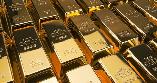 Quotazioni oro ai minimi da dicembre