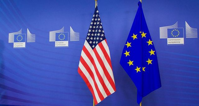 Le esportazioni europee verso l'America crescono senza sosta e incidono in misura crescente sull'economia del Vecchio Continente. Una guerra commerciale con Trump sarebbe l'ultima cosa che ci serve.