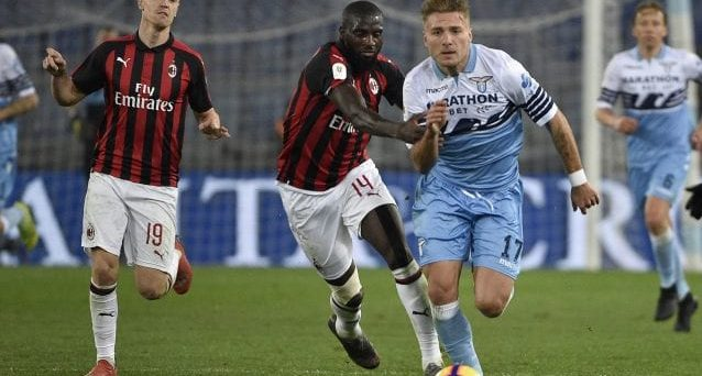 Champions League, corsa per il quarto posto in Serie A