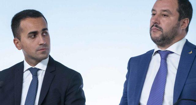 Taglio delle tasse in Consiglio dei ministri prima delle elezioni europee? Lo chiede Salvini e Di Maio vuole accompagnarlo con il salario minimo.