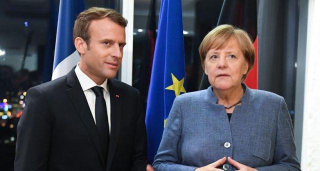 Emmanuel Macron e Angela Merkel alla prova delle elezioni europee, ma a rischiare di più è la seconda. Quali conseguenze sull'Unione Europea?
