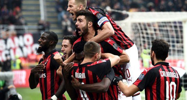 Il Milan sempre nei guai con il