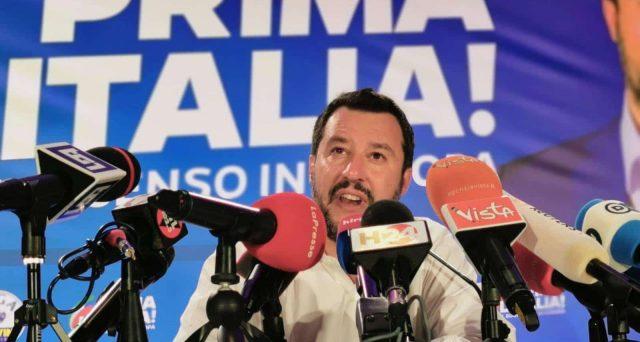 Il piano fiscale di Salvini da 50 miliardi di euro