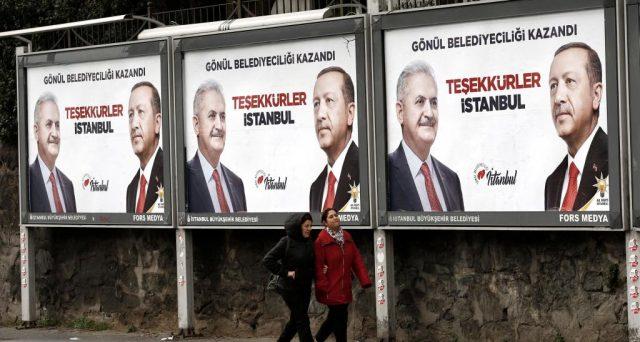 Il presidente Erdogan ha vinto il ricorso contro la vittoria dell'opposizione a Istanbul e le elezioni comunali saranno ripetute a giugno. Giù la lira turca e boom dei rendimenti sovrani. I mercati sono in tensione.