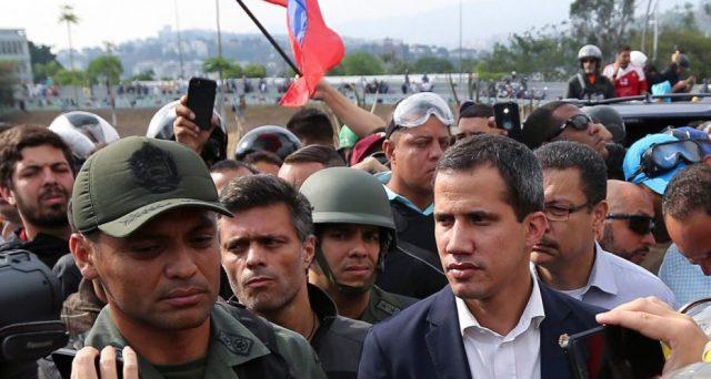 Con Nicolas Maduro fino
