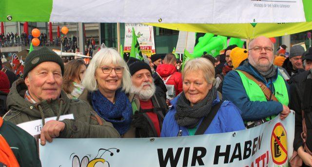 Verdi primo partito in Germania per i sondaggi