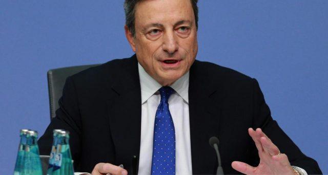 Parole chiare di Mario Draghi per l'Italia. Il governatore della BCE ha bocciato ieri i