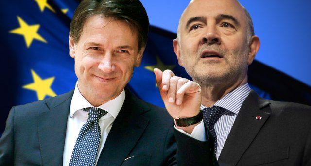 La procedura d'infrazione contro l'Italia per debito eccessivo si allontana. La Commissione europea ammorbidisce la posizione e sarebbe disposta a concedere altri 6 mesi al governo Conte. Ecco le carte di Roma.