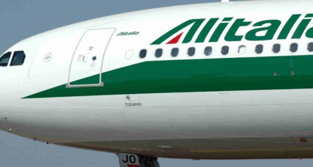 Alitalia sarà