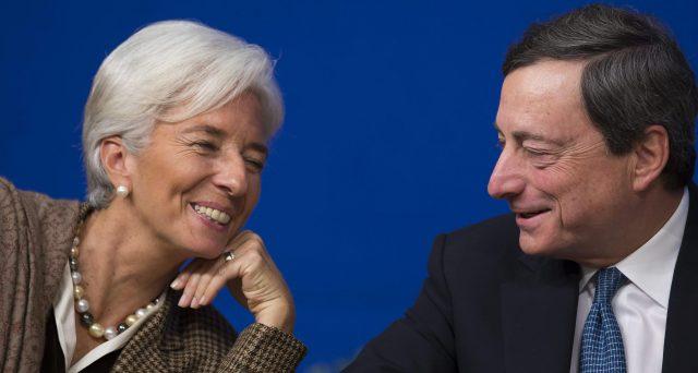 Mario Draghi potrebbe ricoprire il ruolo di direttore generale del Fondo Monetario Internazionale dopo che Christine Lagarde gli sarà succeduto dal prossimo novembre alla guida della BCE. Per l'Italia sarebbe una poltrona prestigiosa nel panorama mondiale.