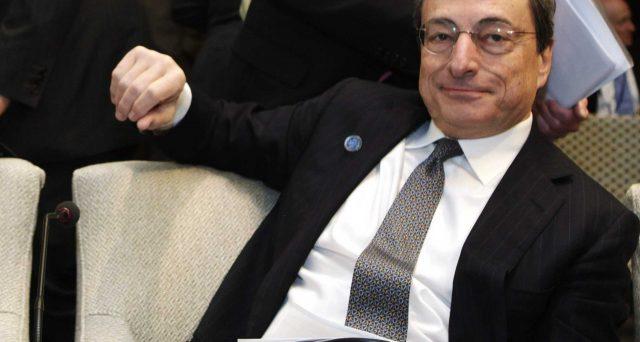 Draghi verso il Fondo Monetario?