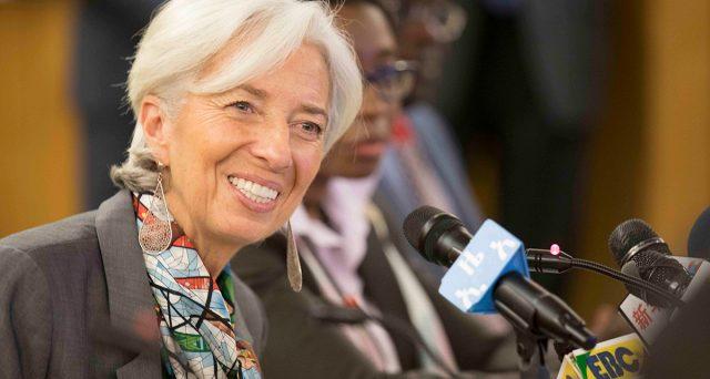 Christine Lagarde ha annunciato nuove sfide future per l'Unione Europea.