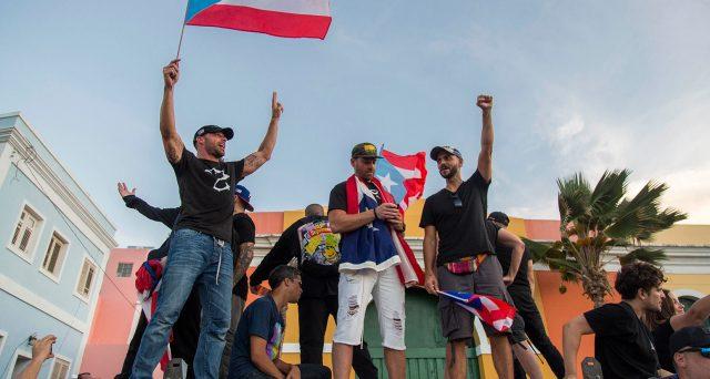 La crisi di Porto Rico