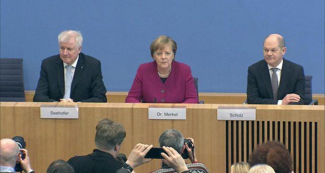 Taglio delle tasse e piano di investimenti pubblici per l'ambiente in Germania. Il costo dell'operazione arriverebbe fino a 50 miliardi di euro e preannuncerebbe la fine dell'ultimo governo guidato dalla cancelliera Angela Merkel.
