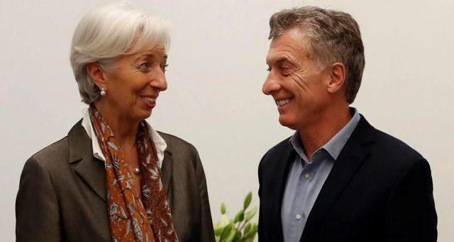 Lagarde e la crisi dell'Argentina