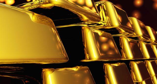 Prezzo dell'oro sempre sui 1.500 dollari, nonostante il biglietto verde sia forte. Ma investire nel metallo oggi avrebbe senso o esporrebbe ad alti rischi?