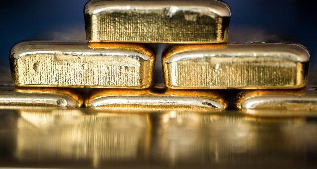 Oro vicino ai record di sempre per l'Eurozona