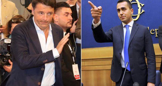 Renzi e Di Maio contro Salvini?
