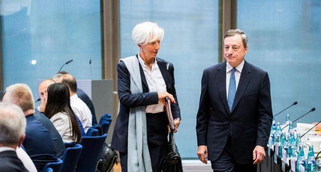 Penultimo board BCE domani a guida Mario Draghi. Il governatore italiano intende sferrare l'ultimo colpo prima di lasciare lo scettro a Christine Lagarde, ma cresce la fronda interna contraria a nuovi stimoli monetari. E i mercati rischiano la delusione.