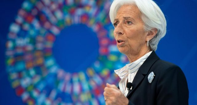 "Lagarde apre all'""helicopter money""?"