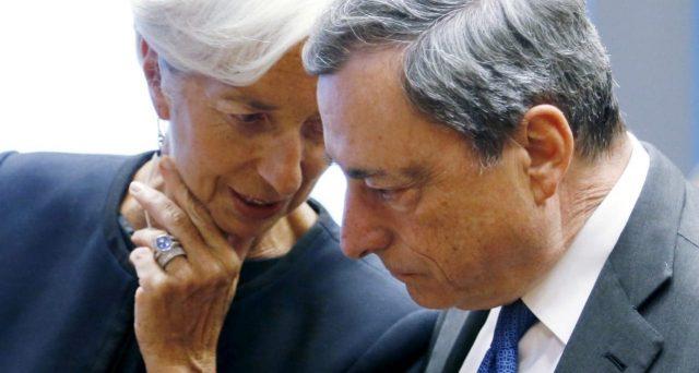 Documento contro Draghi firmato da sei ex membri BCE
