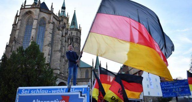 Ennesima brutta sconfitta elettorale per la cancelliera Merkel in Germania, il cui partito è stato scavalcato in Turingia dalla destra euro-scettica. Cola a picco la Grosse Koalition al governo federale.
