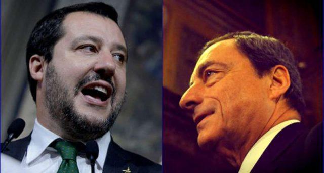 Mario Draghi al Quirinale e Matteo Salvini a Palazzo Chigi. Sarebbe questo lo scenario a prendere forma dopo la sempre più probabile caduta del governo Conte-bis. E con il