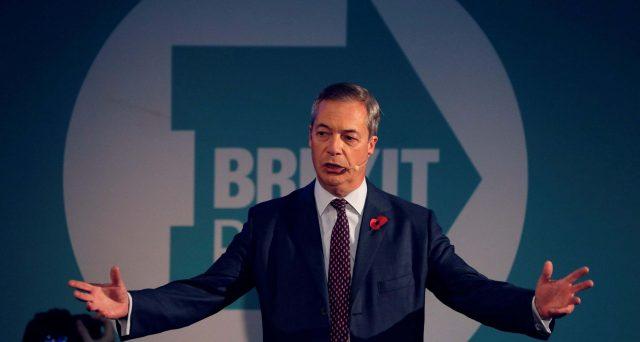 Nigel Farage manda la sterlina ai massimi da settimane con l'annuncio reso ieri sulle elezioni generali nel Regno Unito. Le sue dichiarazioni rafforzano i Tories pro-Brexit del premier Boris Johnson.