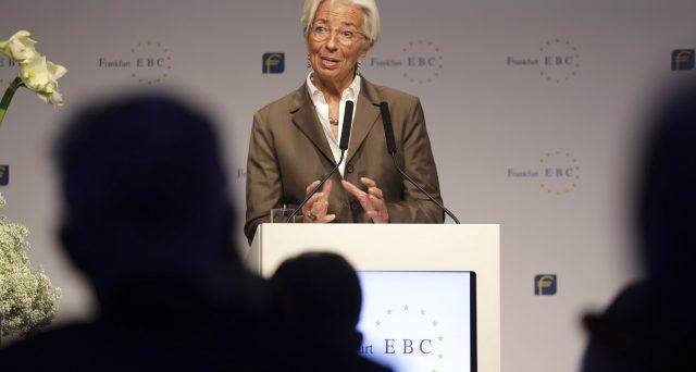 Lagarde conferma la linea Draghi per la BCE