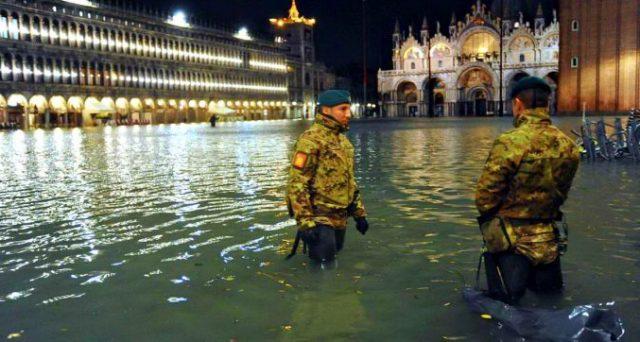 Polemiche sul Mose a Venezia