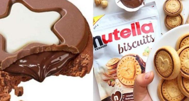 Dopo i Nutella Biscuits arrivano i Biscocrema a gennaio, i biscotti che ricordano i Pan di Stelle. Barilla e Ferrero sono nuovamente pronte a sfidarsi.