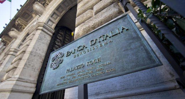 Banche italiane, le quote in Bankitalia