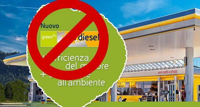 Eni accusata di pubblicità ingannevole a causa dello spot pubblicitario sul carburante Green Diesel.
