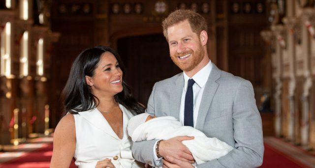 Il marchio Sussex Royal di Harry e Meghan