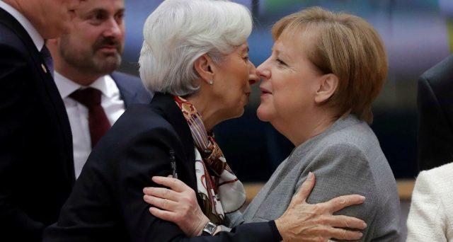 La revisione del target d'inflazione potrebbe essere terreno di confronto e di scambio tra BCE e Germania. Sembra questa la strategia di Madame Lagarde.