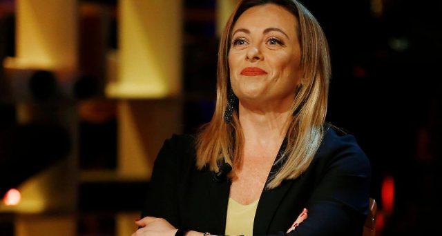 Giorgia Meloni inizia a far tremare Matteo Salvini
