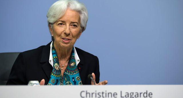 L'incredibile ignoranza di Christine Lagarde, a capo della BCE, renderà più grave la crisi economica italiana, lasciandoci soli nel momento più buio.