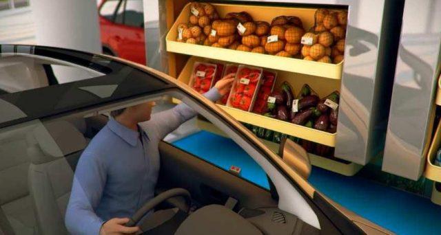 In un futuro neppure troppo lontano, i supermercati potrebbero cambiare e adattarsi alle nuove norme di sicurezza.
